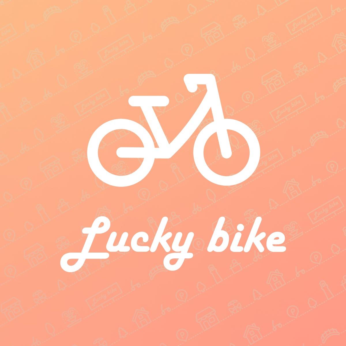 Велошеринг Lucky Bike